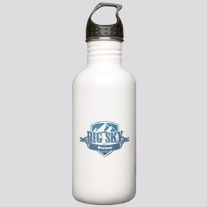 Big Sky Montana Ski Resort 1 Sports Water Bottle