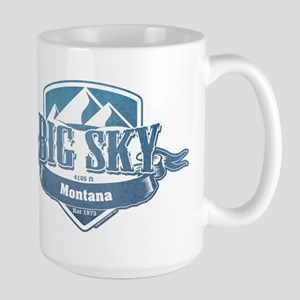 Big Sky Montana Ski Resort 1 Mugs