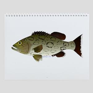 Gag Grouper Wall Calendar