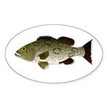 Gag Grouper Sticker