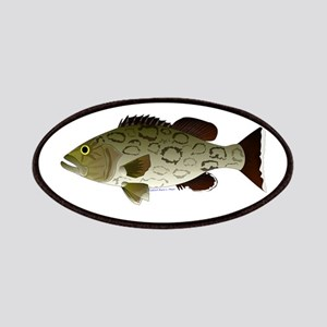 Gag Grouper Patches