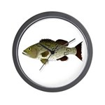 Gag Grouper Wall Clock