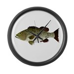 Gag Grouper Large Wall Clock