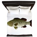 Gag Grouper King Duvet