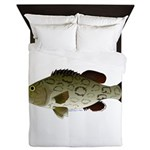 Gag Grouper Queen Duvet