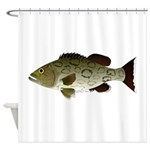 Gag Grouper Shower Curtain