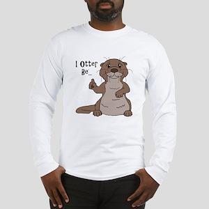IOB Continue Long Sleeve T-Shirt