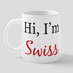 Hi, I am Swiss Mug