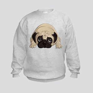 Pug Kids Sweatshirt