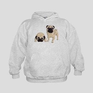 Pugs Kids Hoodie
