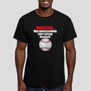 Spontaneous Baseball Talk T-Shirt