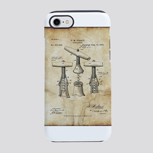 Corkscrew Patent Drawing From iPhone 7 Tough Case