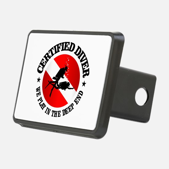 Certified Diver (Deep End) Hitch Cover