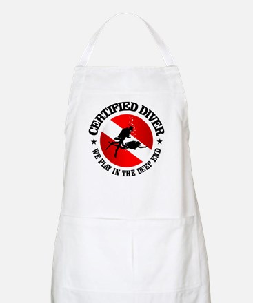 Certified Diver (Deep End) Apron
