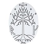 bk_crest Ornament (Oval)