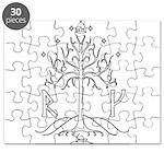 bk_crest Puzzle