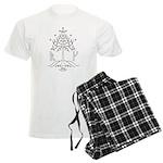 bk_crest Pajamas