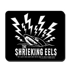 Princess Bride Shrieking Eels Mousepad