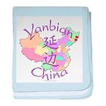 Yanbian China baby blanket