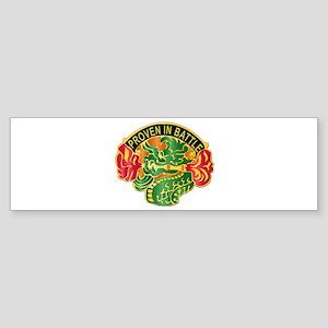 DUI - 89th Military Police Bde Sticker (Bumper)