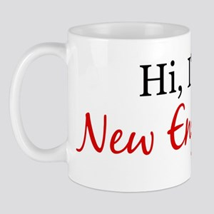 Hi, I am New England Mug