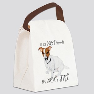 If Its Not Rowdy, Its NOT a JRT Canvas Lunch Bag