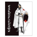 Knights Templar Poster (16 X 20)