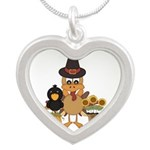 Thanksgiving Friends Necklaces