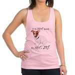 If Its Not Rowdy, Its NOT a JRT Racerback Tank Top