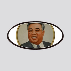 Kim Il Sung - The Great Leader DPRK Korean J Patch