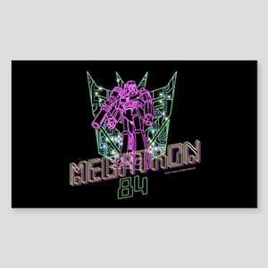 Megatron 84 Sticker (Rectangle)