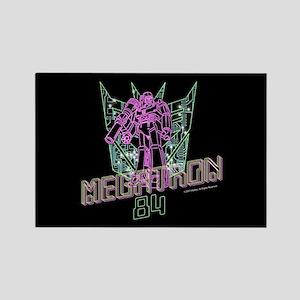 Megatron 84 Rectangle Magnet