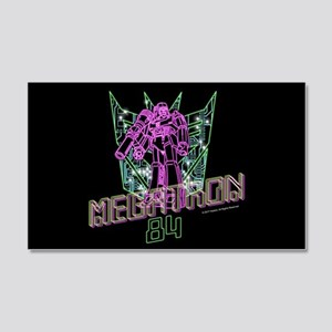 Megatron 84 20x12 Wall Decal