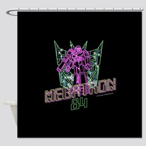 Megatron 84 Shower Curtain