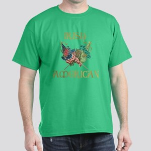 Irish American Unity Dark T-Shirt