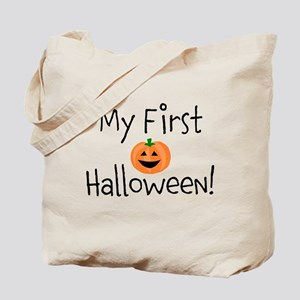 My First Halloween! Tote Bag