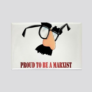 Marxist Rectangle Magnet