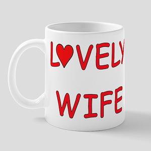 Lovely Wife Mug