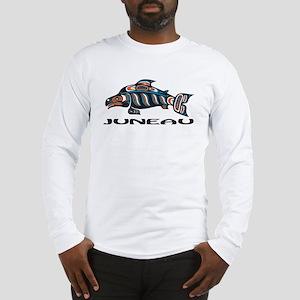 Alaska Juneau Long Sleeve T-Shirt