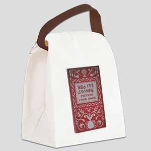 To Serve Man Canvas Lunch Bag