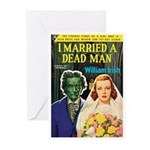 """Greeting (10)-""""I Married a Dead Man"""""""