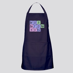 Chemistry Bros Before Hoes Apron (dark)