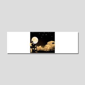 Decorative - Halloween - Art Car Magnet 10 x 3