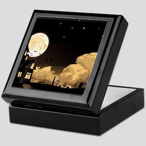 Decorative - Halloween - Art Keepsake Box
