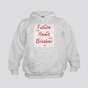 Future Heart Breaker Kids Hoodie
