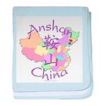 Anshan China baby blanket