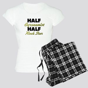 Half Agronomist Half Rock Star Pajamas