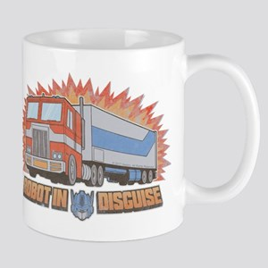 Robot In Disguise 11 oz Ceramic Mug