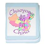 Chaoyang China baby blanket