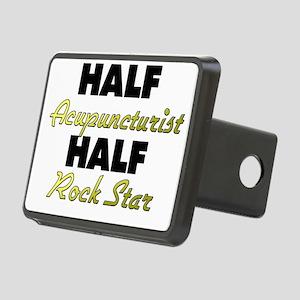 Half Acupuncturist Half Rock Star Hitch Cover